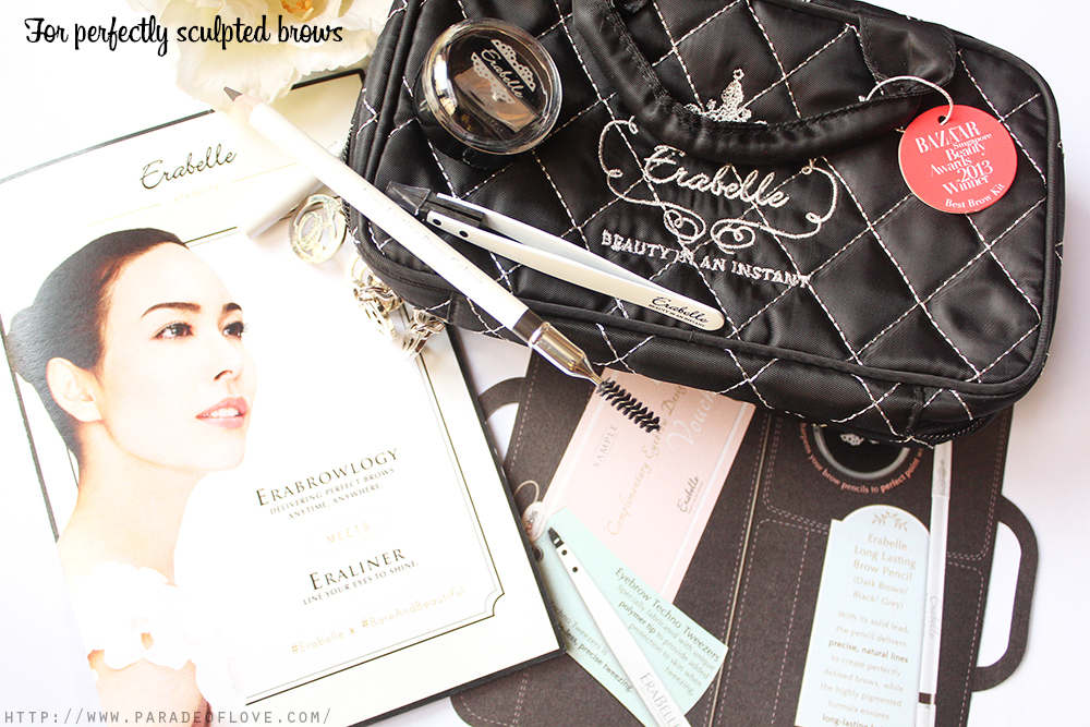 Erabelle's Brow Wow Kit