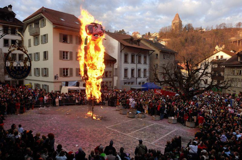 Фрибур / Фрайбург (Fribourg / Freibourg), Швейцария - путеводитель