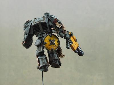 Space Wolf Terminator combi melta