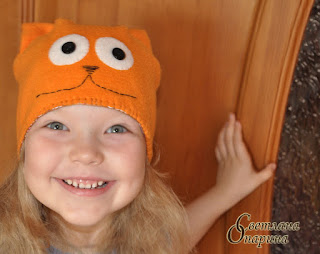 шапка для ребенка