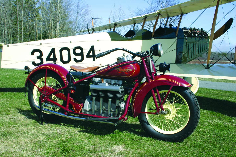 oceanside Vintage motorcycles