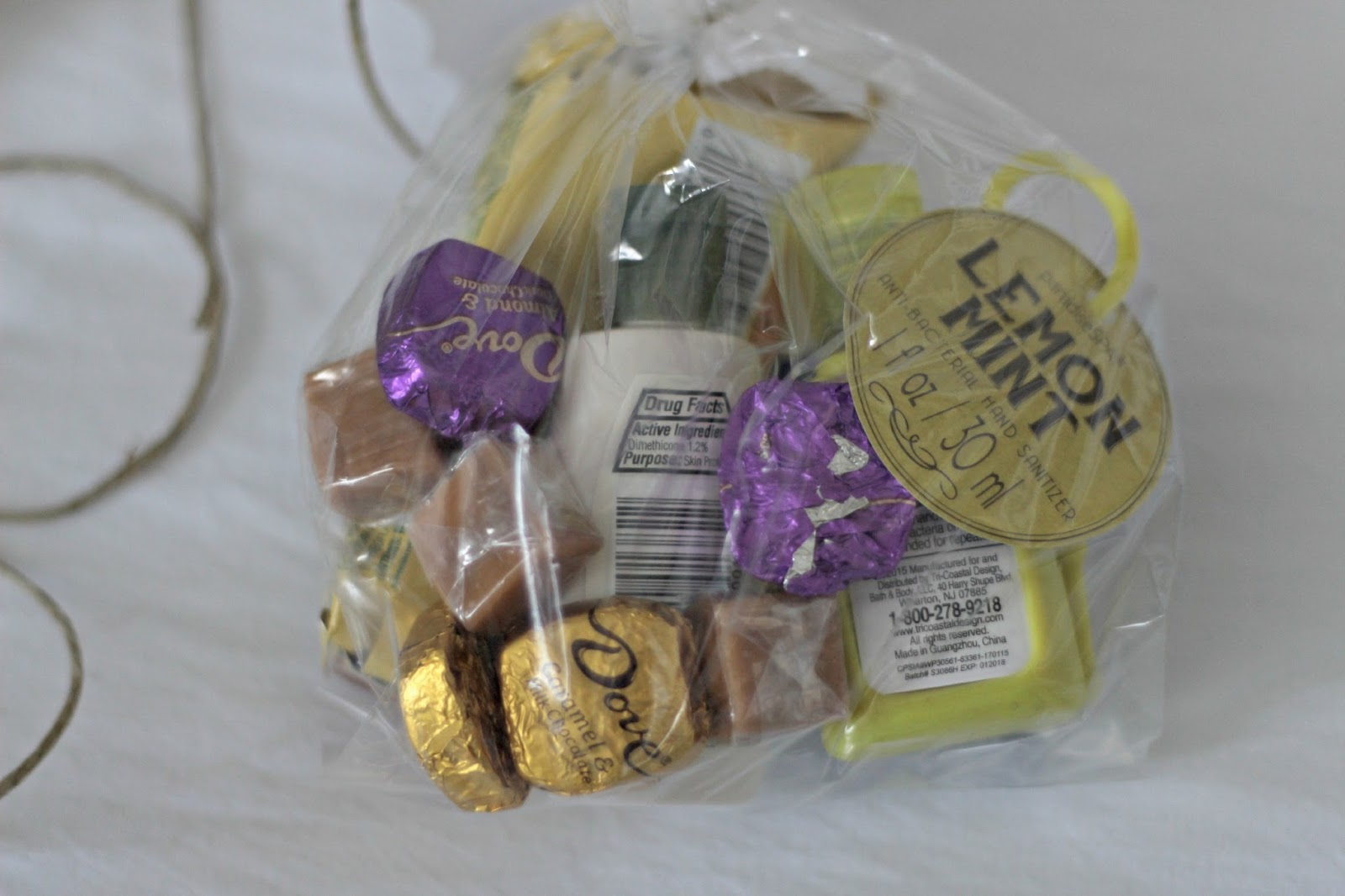 Rose & Co Blog: Labor & Delivery Nurse Gift Bags