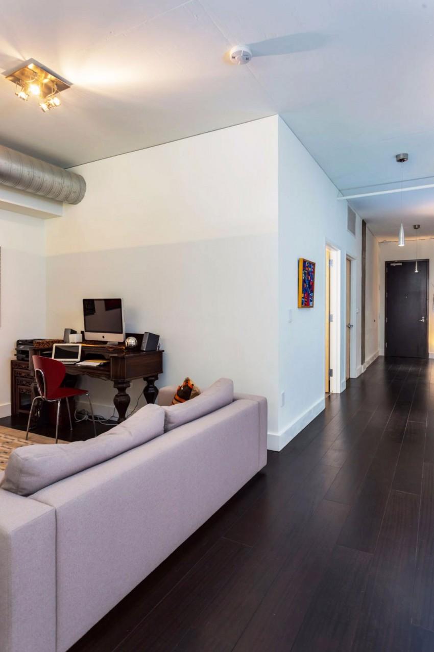Modern Home Design: Eclectically Modern Downtown Loft by BAM Design Lab
