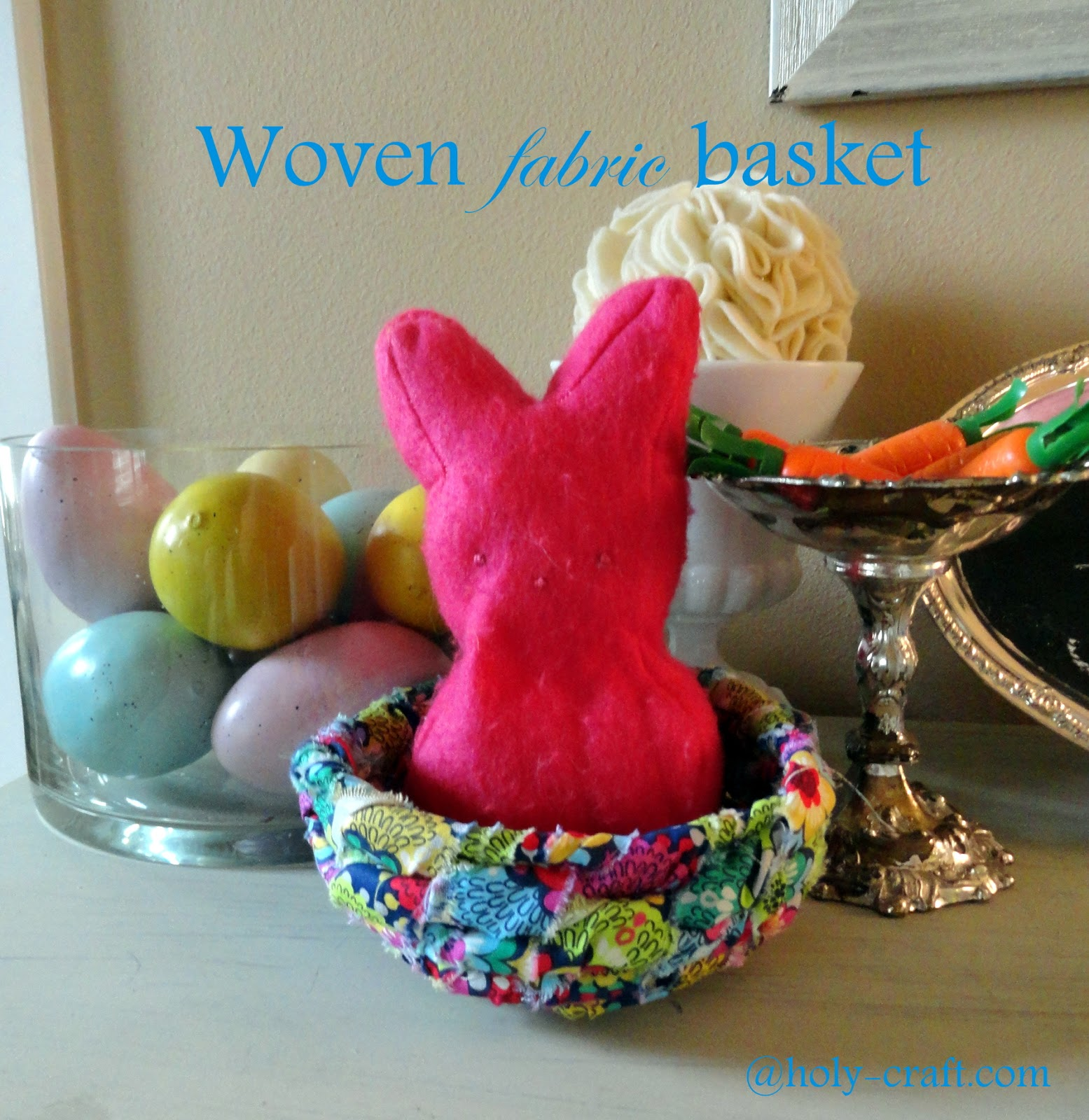 woven clothesline scrap fabric basket tutorial   rachel teodoro