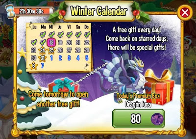 imagen del premium box del dragon luna