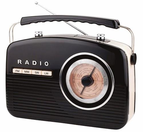 Переносной радио приемник Camry CR 1130 (FM MW SW LW) черный