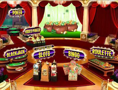 Facebook casino spilleautomater oppdrag