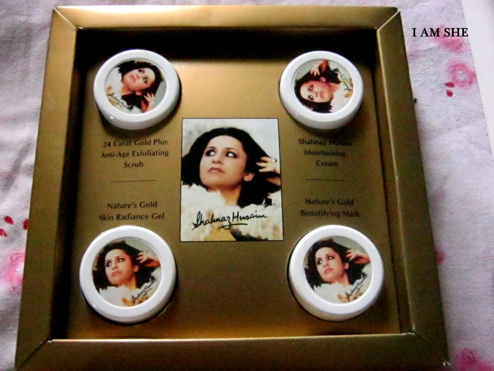 shahnaz gold facial kit eBay