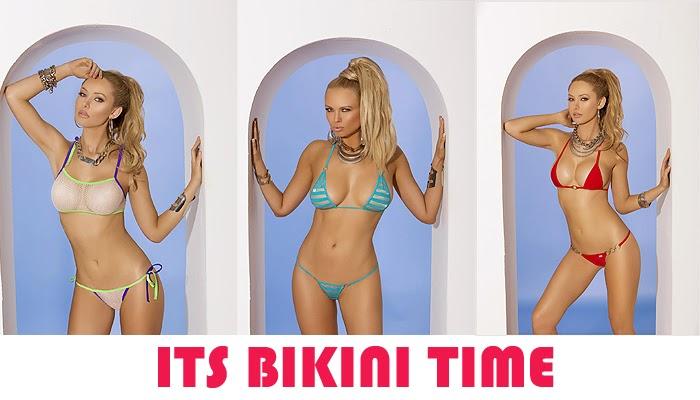 Its Bikini Time