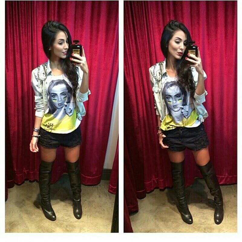 Top 10 Look's Jade Seba