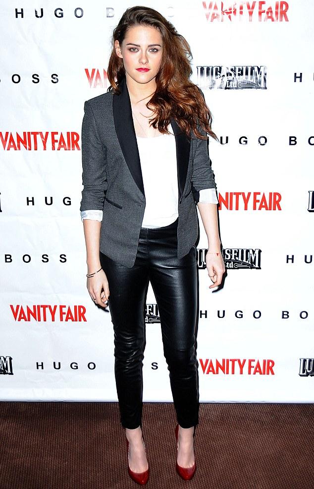 Download this Kristen Stewart Style Update picture