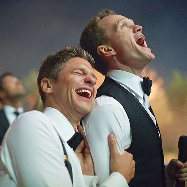 Neil Patrick Harris Sends a Sweet day Message to David Burtka: 'Here's to several additional Laughs and Adventures!'