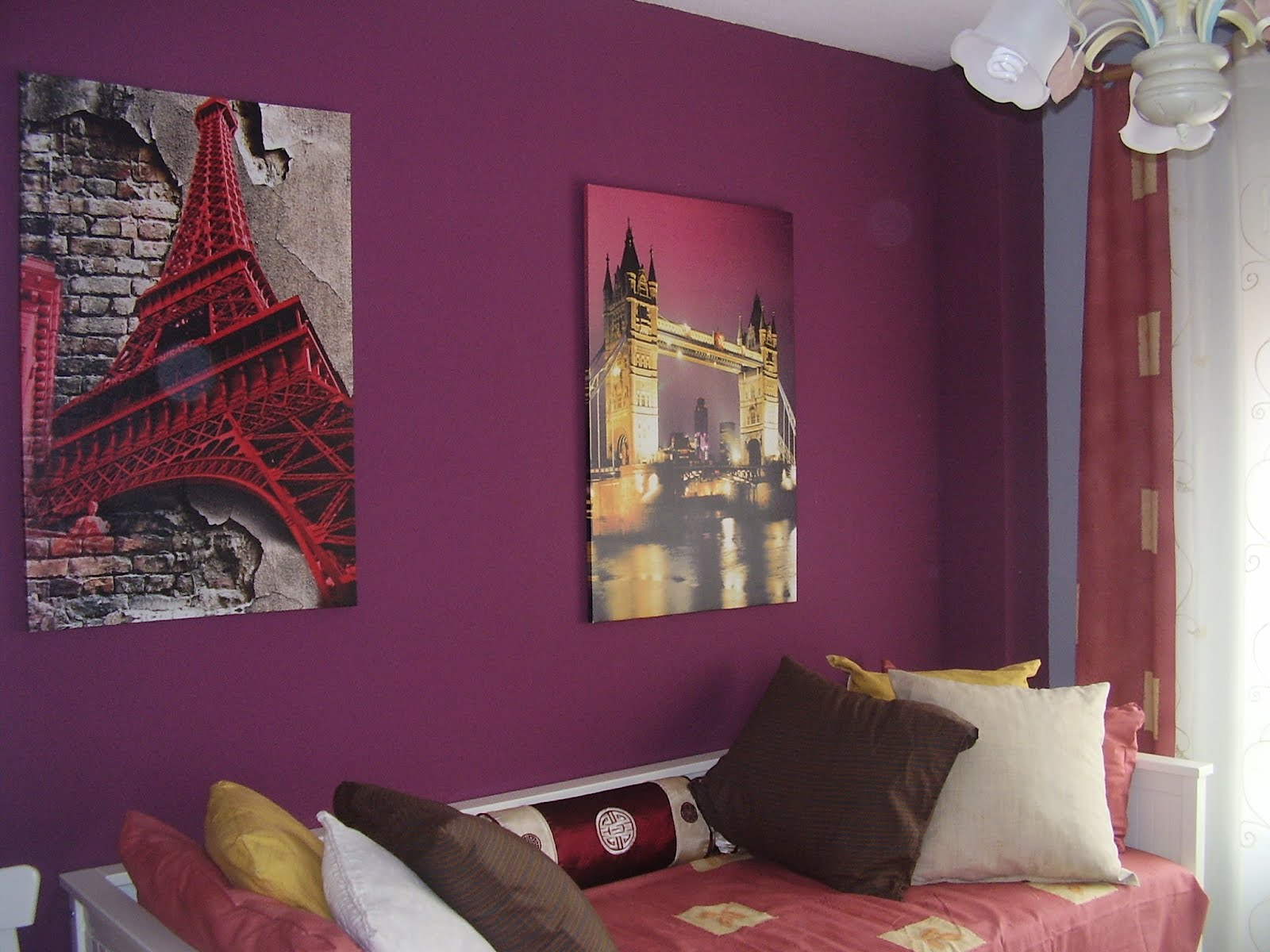 Empresa de pintura en madrid para casas rurales y hoteles - Pintura interiores colores ...