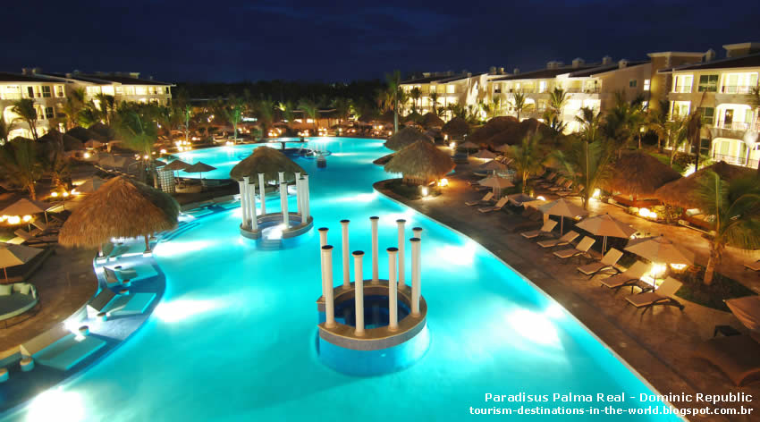 Paradisus Palma Resort - Dominic Republic