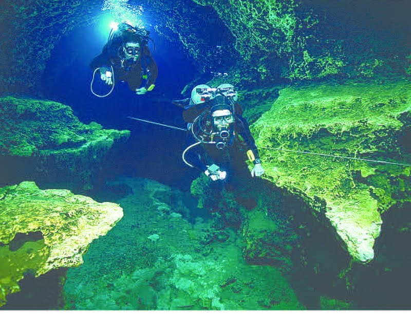 Karst Worlds New Cave Diving Certification Program Debuts At Our