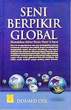toko buku rahma: buku SENI BERPIKIR GLOBAL, pengarang donald CYR, penerbit prenada