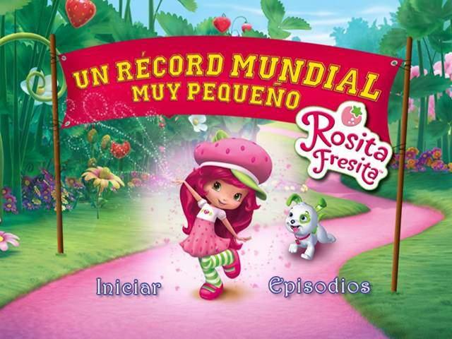 Rosita Fresita Un Record Mundial Muy Pequeño DVDR NTSC Español Latino 2011