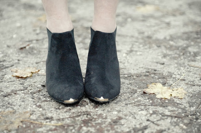 asos pointy boots, armour boots, topshop lookalike ankle boots