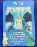 ORACLE CARD OF THE DAY