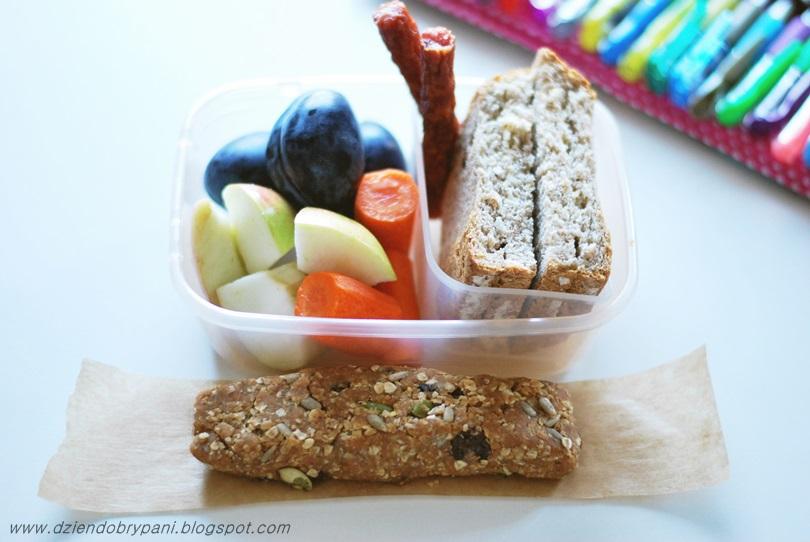 zdrowe śniadanie do szkoły
