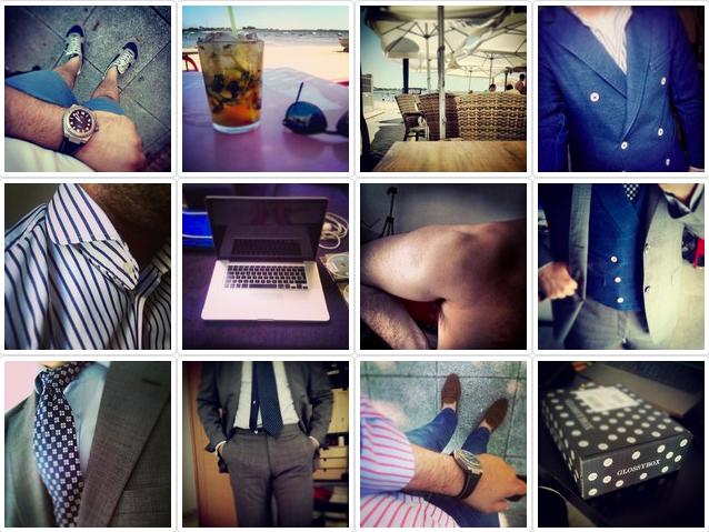 Resumen semanal de Instagram: Miércoles 17 Julio 2013.