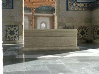 Tomb Imam Bukhari