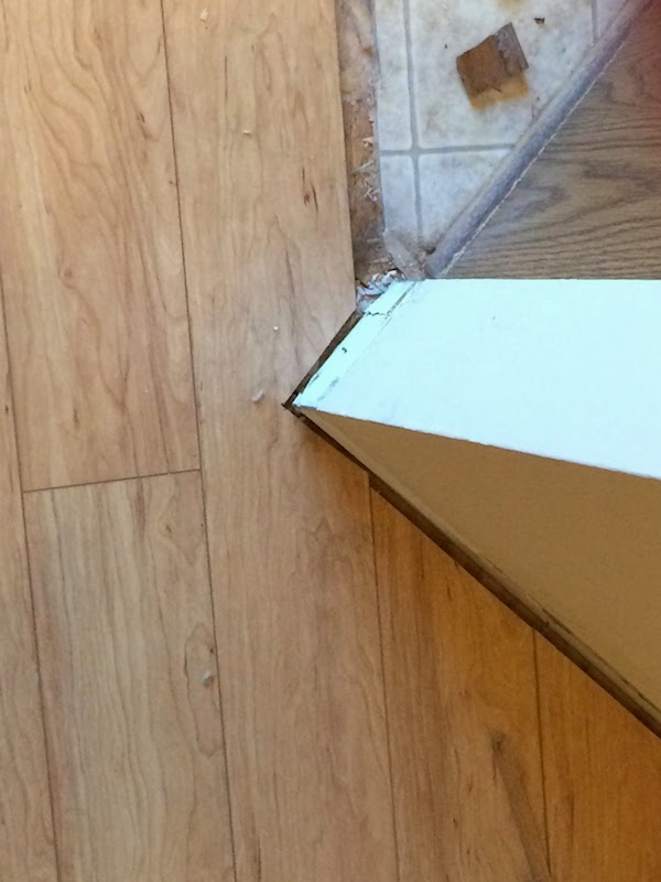 How To Install Pergo Laminate Flooring Diagonal Cuts