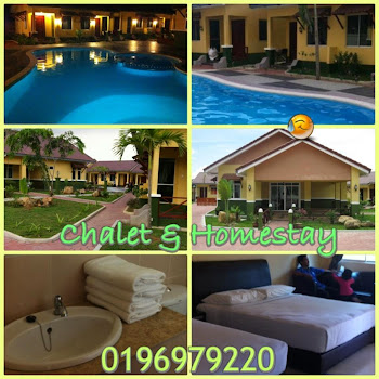 BUNGLOW HOMESTAY + CHALET