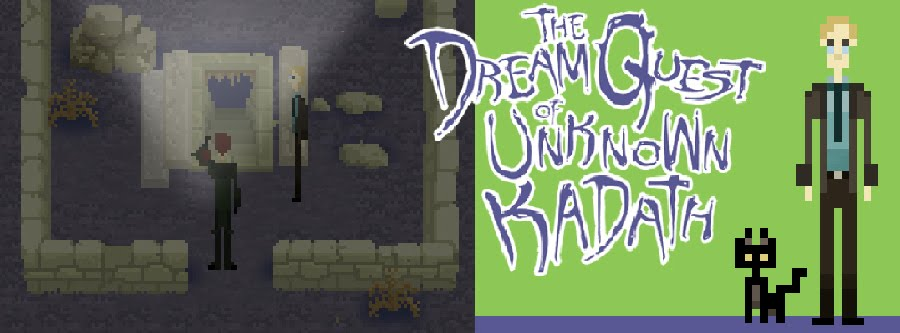 The Dream-Quest of Unknown Kadath Video Game