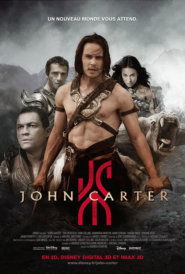 John Carter 2012 ταινιες online seires xrysoi greek subs