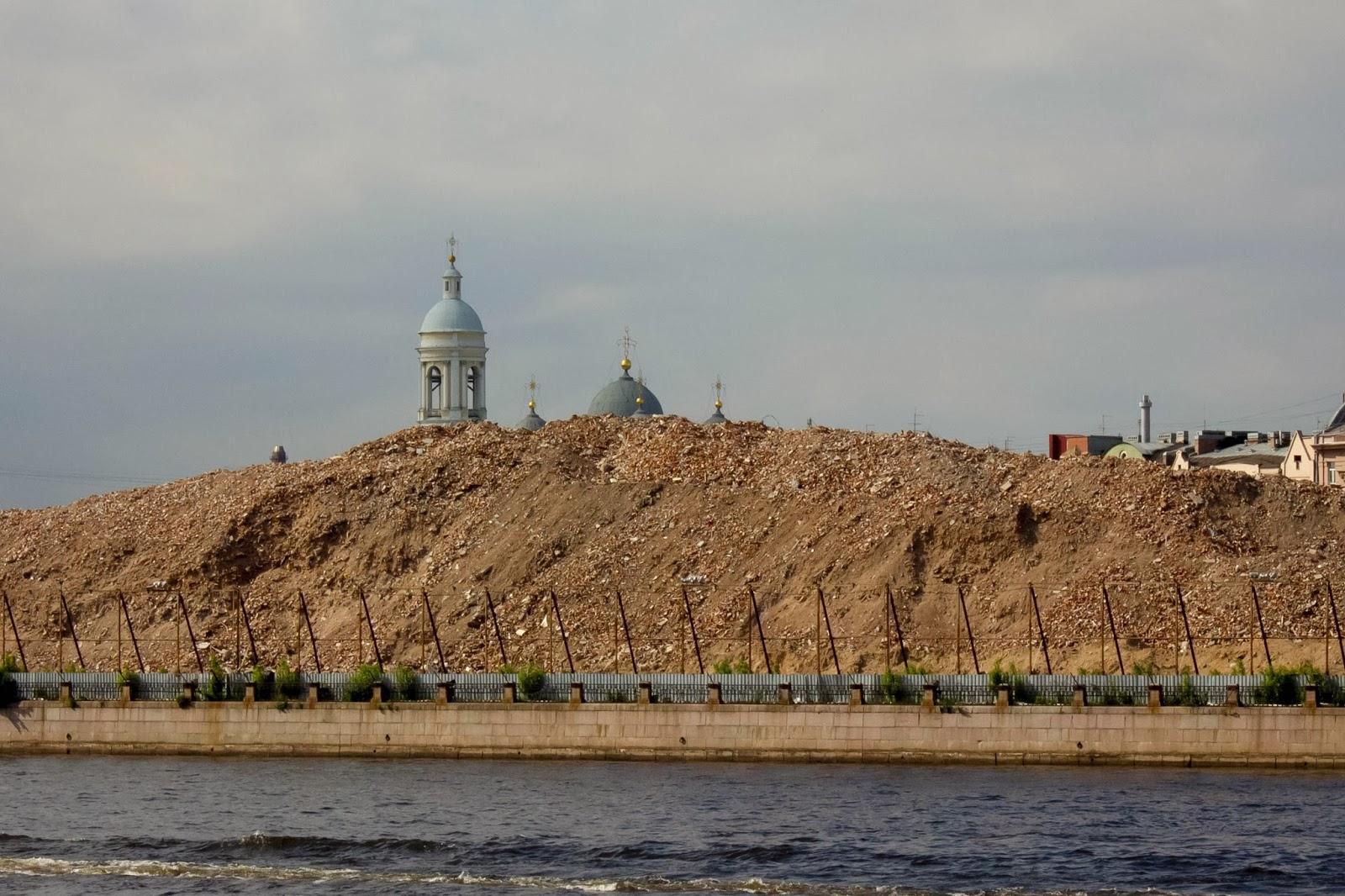 Санкт-Петербург, Россия, так он и рос