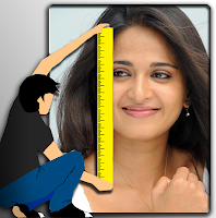 Anushka Shetty Height - How Tall