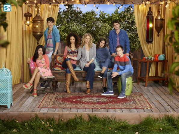 The Fosters - Season 3B - Promotional Cast Photos