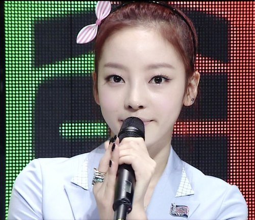 Pretty Goo HARA KARA Picture Become MC