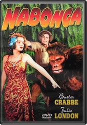 NABONGA, O GORILA - 1944