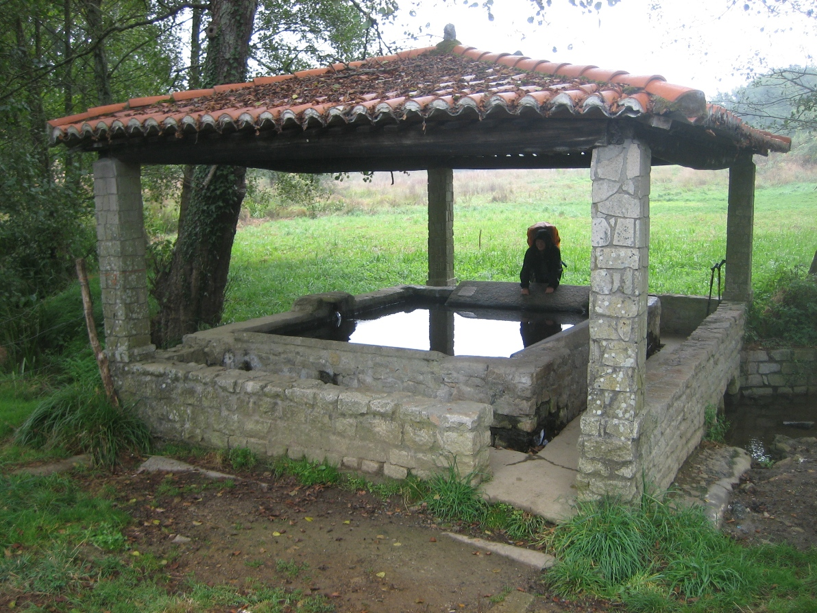 Large Laundry Trough : Annies Simple Life: Doing Laundry On The Camino