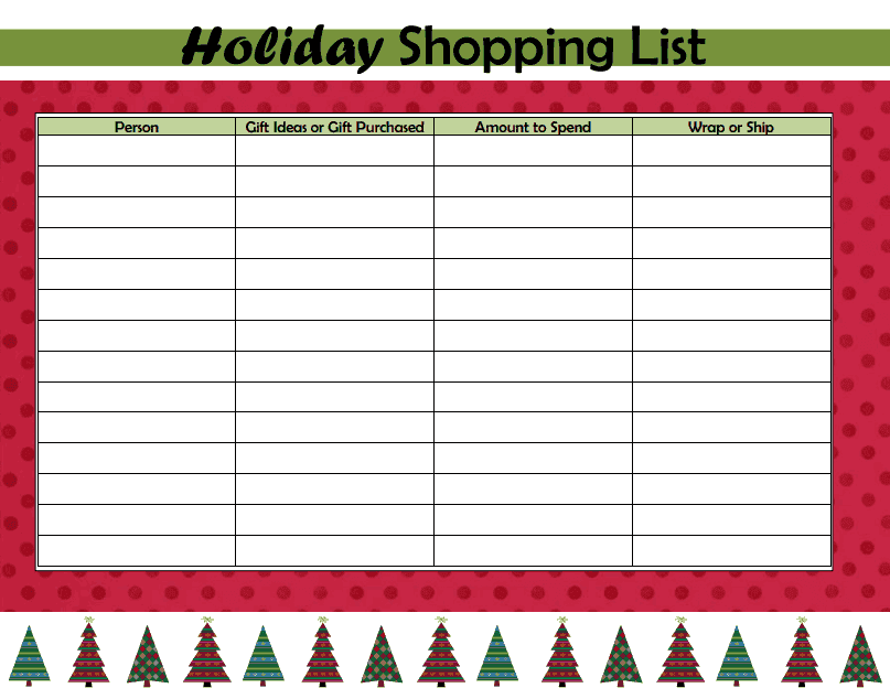 holiday shopping essays Actually, the last time i did try shopping on this day, someone who was obviously full of the holiday spirit stole two poinsettias out of my cart later, a man tried to cut in front of me outside the honey baked ham store, and a woman very nearly ran over me in a parking lot.