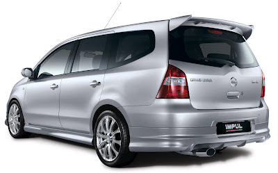 Nissan Grand Livina Baru - Tuned By Impul