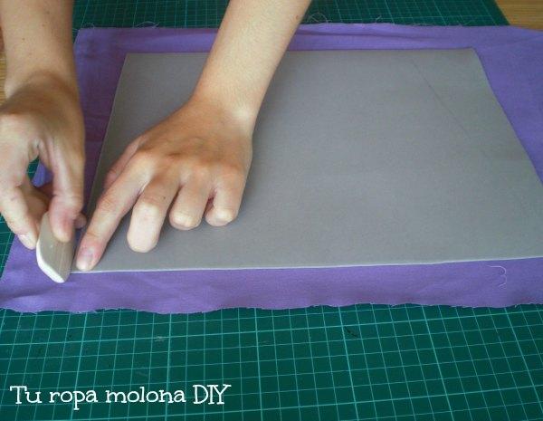 Marcar, cortar y coser