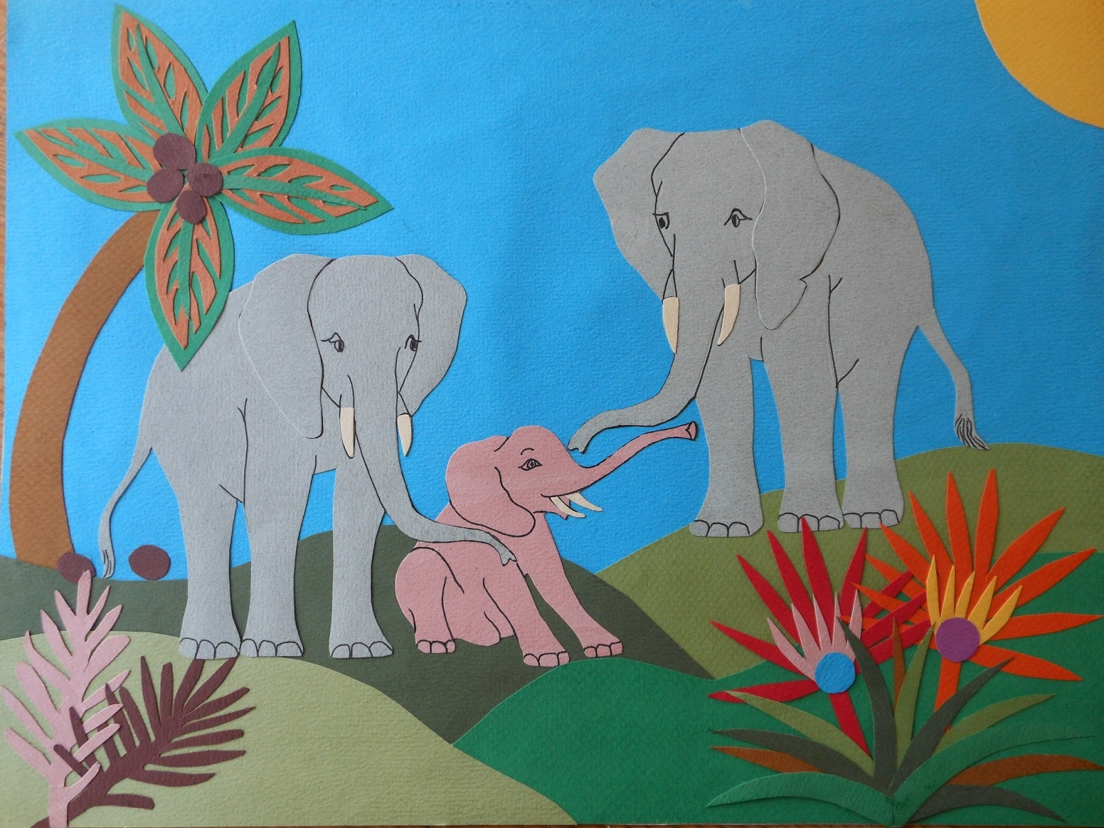 Häufig Les doudous d'Anne: Kamishibaï, Papoum l'éléphant RL09