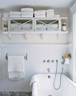 bathroom small space storage linen closet