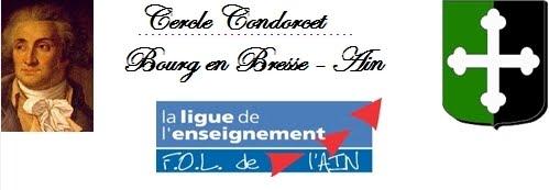 Cercle Condorcet de Bourg en Bresse