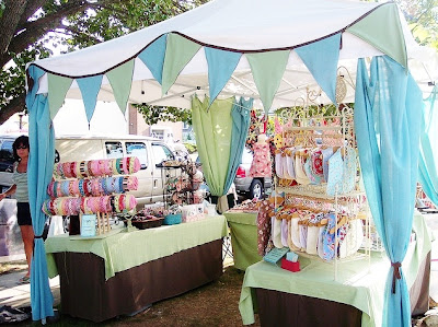 CoffeeBreakCorner: Studio ♥ - Craft Fair Booth