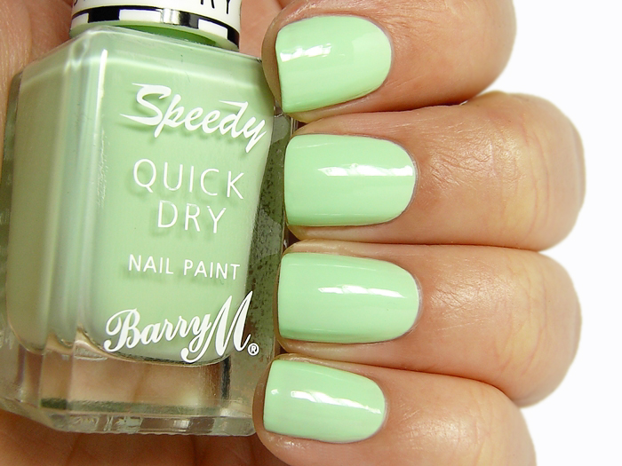 Barry M Speedy Nail Paint - Pole Position