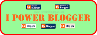 I Power Blogger,blogger button,blogger widget,blogger gadget