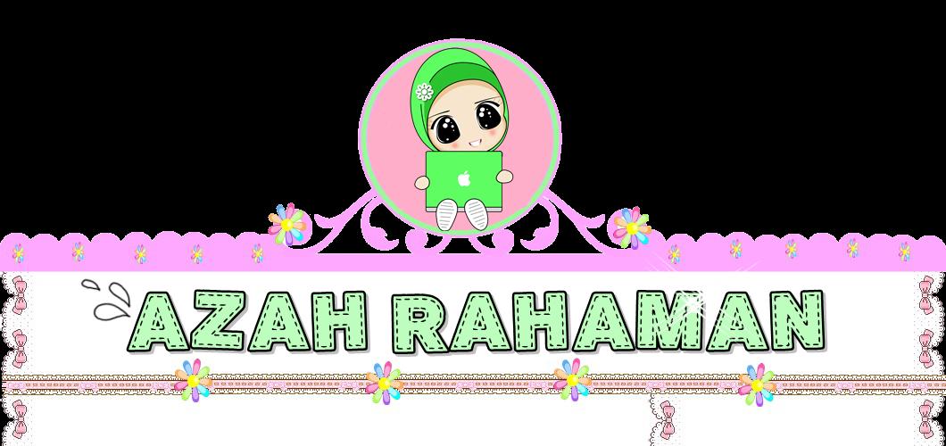 Azah Rahaman