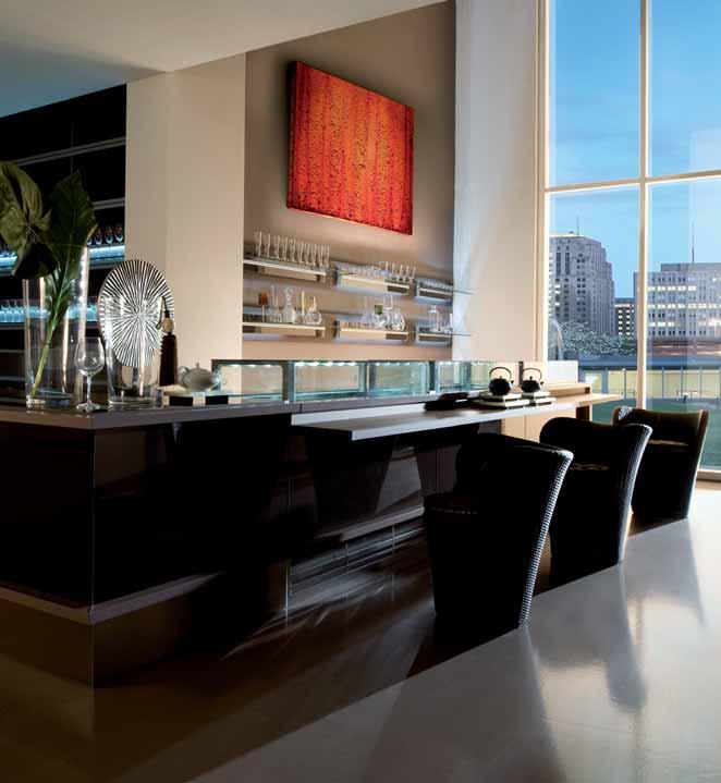 Degart vetrine espositive orizzontali da banco per bar e for Arredamento bar e ristoranti