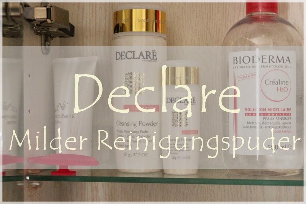 Declare-Milder-Reinigungspuder