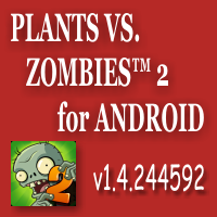 PVZ 2 Android - Cover