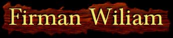 Firman Wiliam